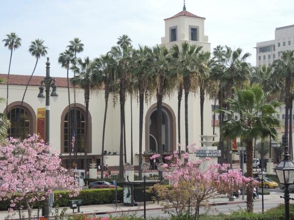 La gare centrale de L.A.