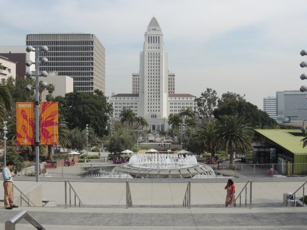 La mairie de L.A.