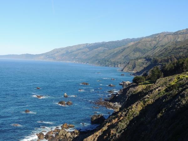 La côte pacifique (bis)
