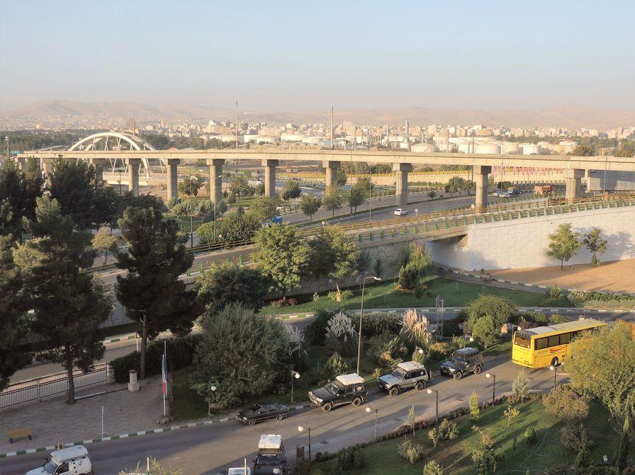 La ville de Kemanshah