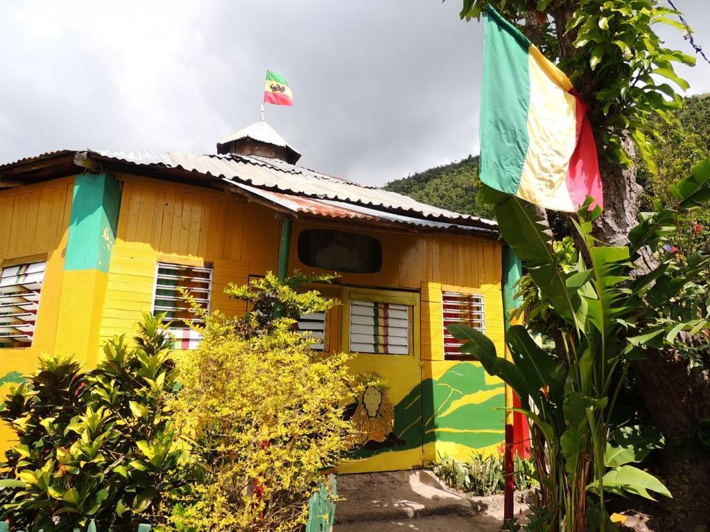 Le temple rastafari
