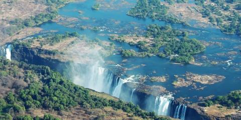 Afrique Australe 2017 : 2° étape , la traversée Est-Ouest