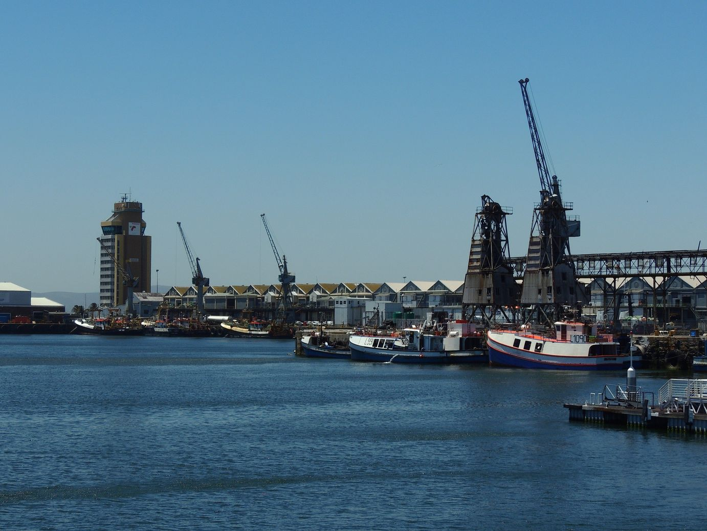 Le port du Cap