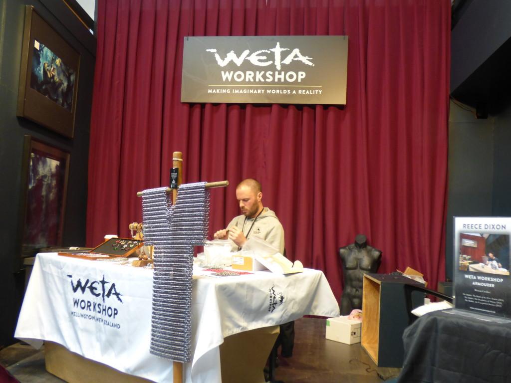 06 Weta, le fabricant de côtes de maille
