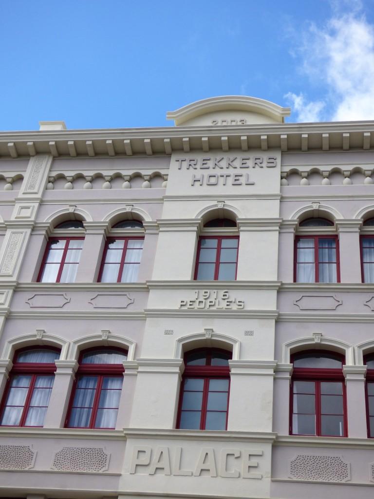 09 Vieil hôtel sur Cuba St