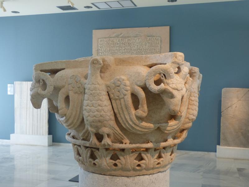 15 Le musée de Philippi