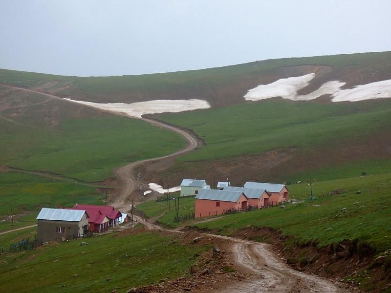 37 Village de montagne à plus de 2000m