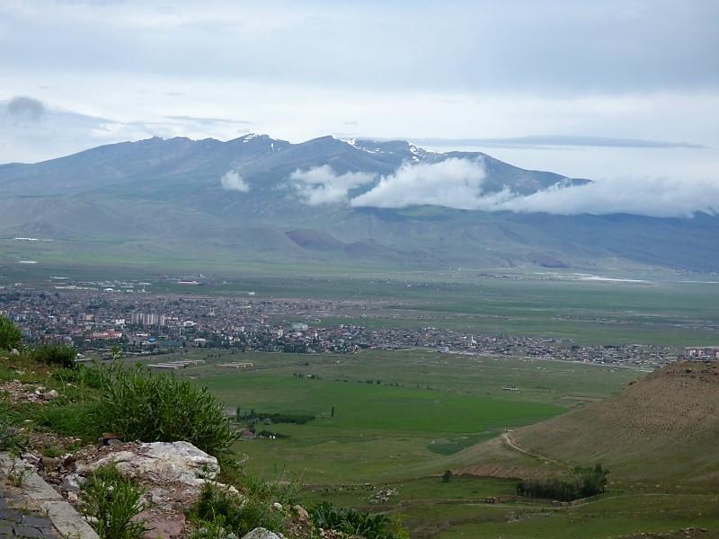 51Vue sur le mont Ararat