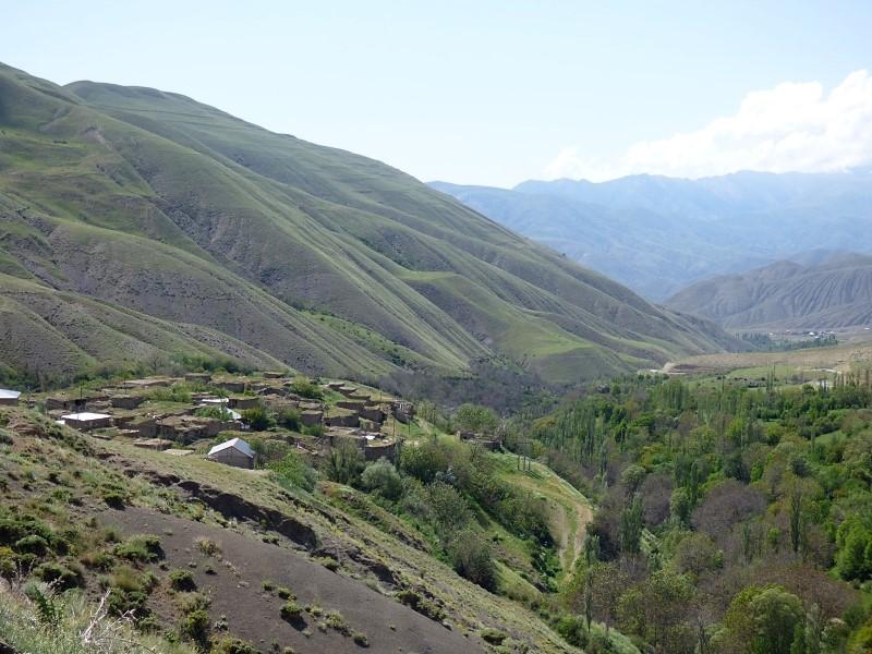 60 Village de montagne
