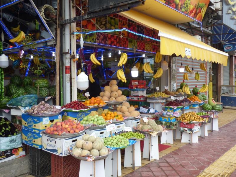 601 Etal de fruits
