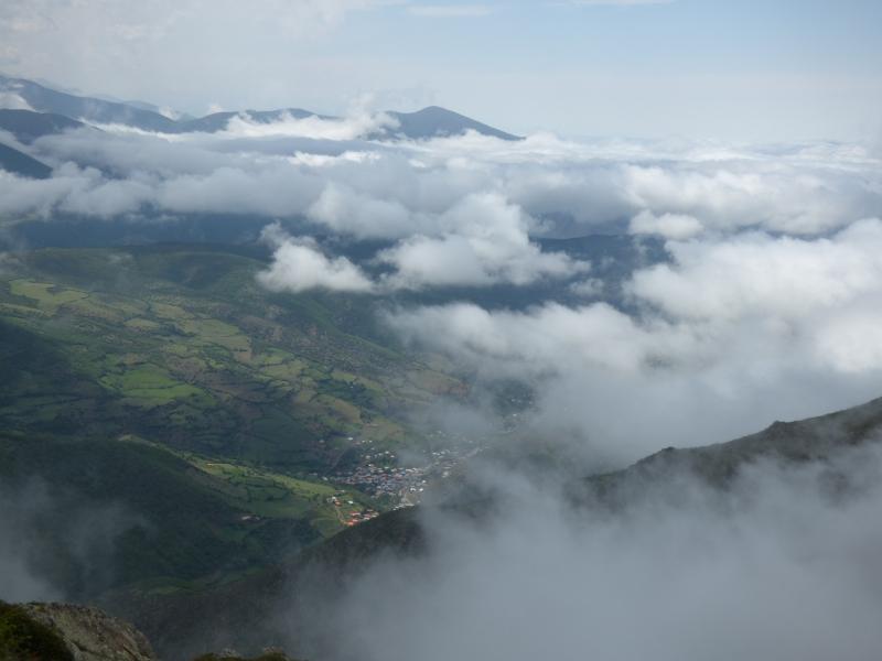 604 Mer de nuages