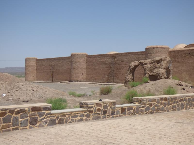 615 Autre caravanérail fortifié