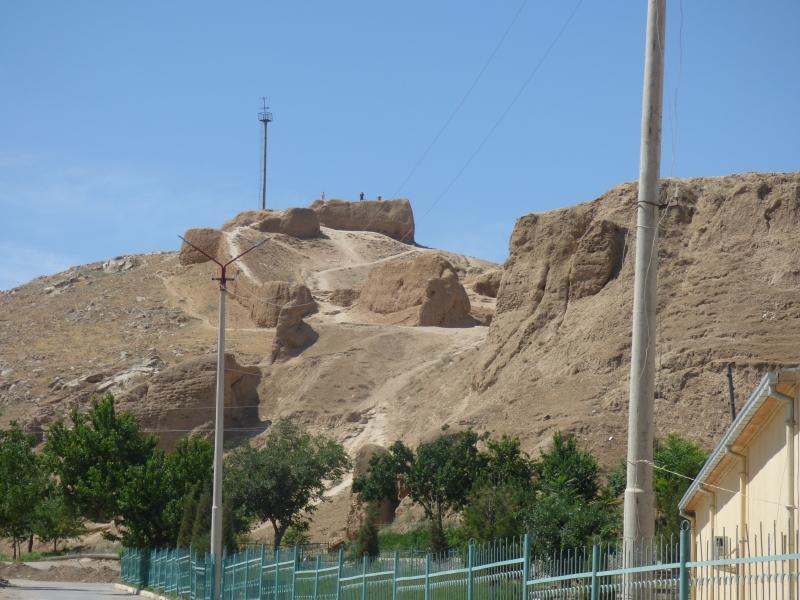 685 La forteresse d'Alexandre le grand