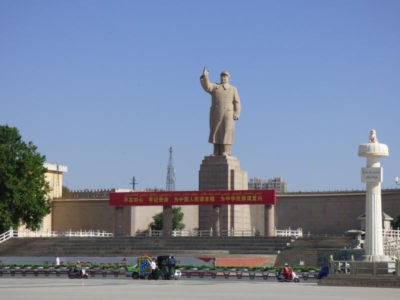 773 Mao est encore présent