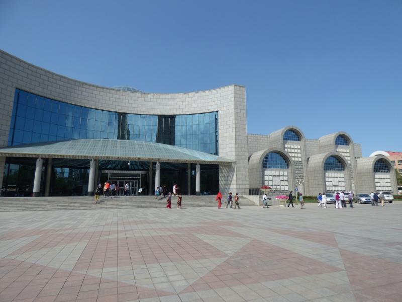 Le musée d'Urumqui
