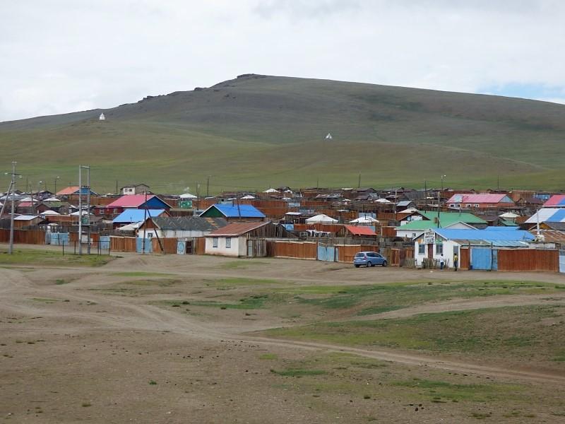 825 Village de Mongolie