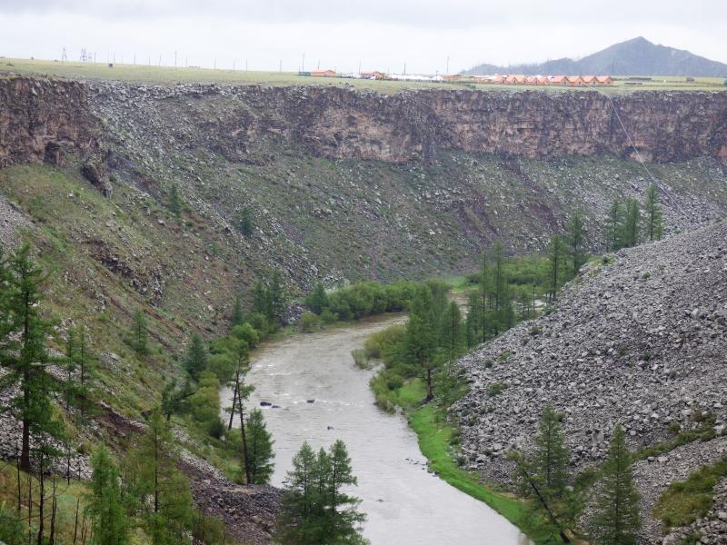 833 Autre vue du canyon