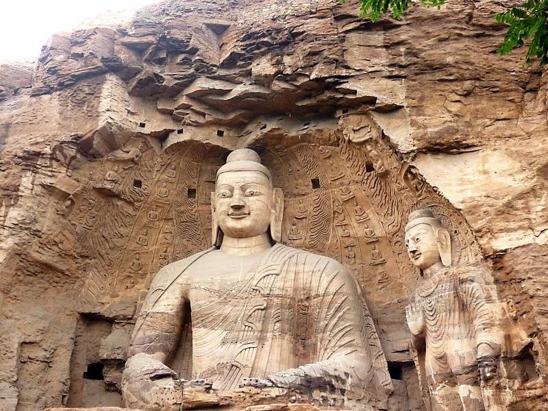 864 Bouddha assis